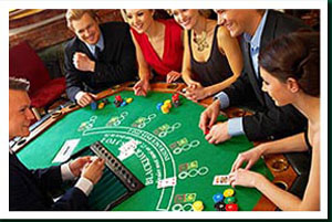 Great Casino Party Packages